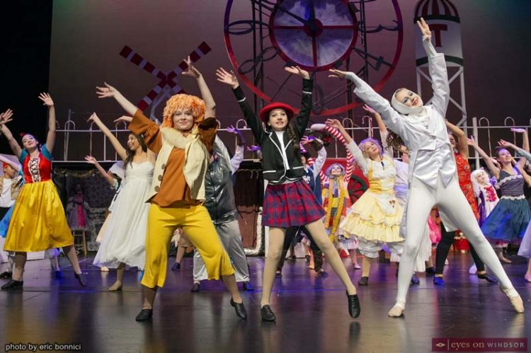 Windsor Dance Experience's New Adventures in Toyland Steps It Up