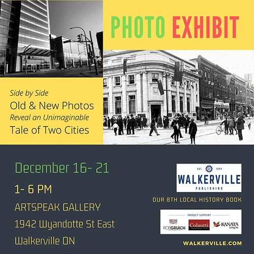 Windsor: Before & After Photo Exhibit