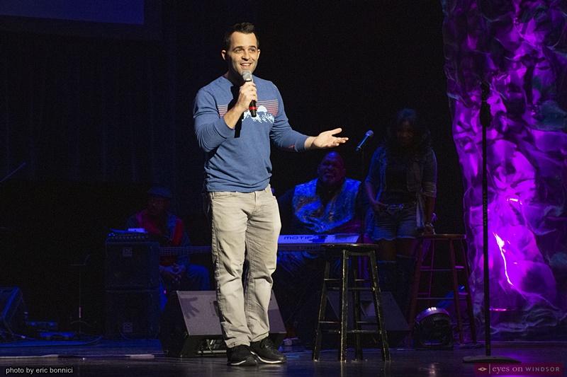Comedian Geoff Plitt Windsor Comedy Festival