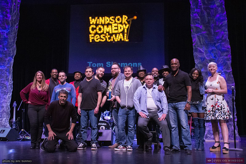 Windsor Comedy Festival organizers and entertainment line up