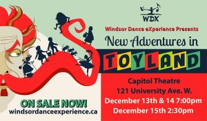 Windsor Dance Experience New Adventures in Toyland Poster