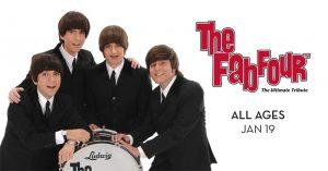 The Fab Four Beatles Tribute at Caesars Windsor