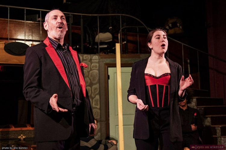 Korda Artistic Productions Cleverly Puts New Spin On The Fantasticks