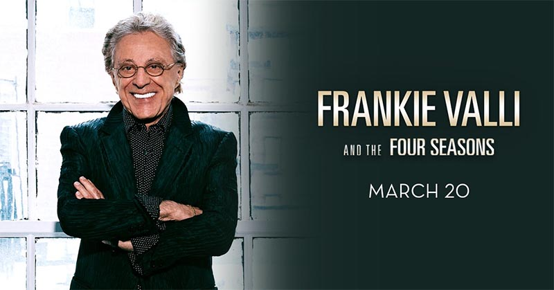 Frankie Valli & The Four Seasons Live at Caesars Windsor