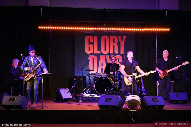 Glory Days Bruce Springsteen Experience Rocked St. Clair College Centre For The Arts