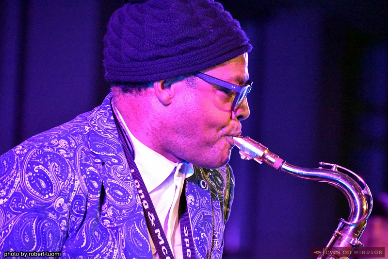 Saxophonist Neil Brathwaite Glory Days Bruce Springsteen Experience band member