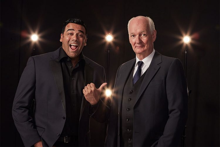 """Talking """"Hyprov"""" With Colin Mochrie & Asad Mecci Ahead of Windsor Show"""
