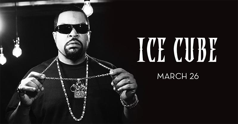 Rapper / Actor Ice Cube Caesars Windsor