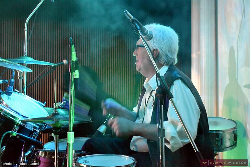 Drummer Jack Lehoux
