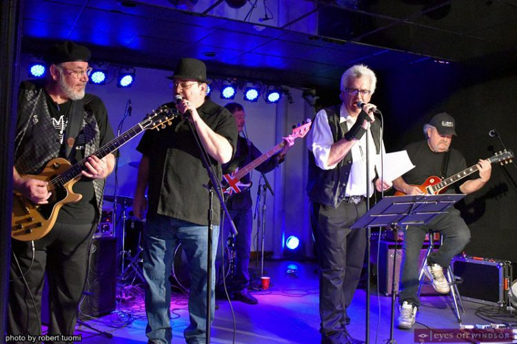 Jack Lehoux Rocked Into Retirement With Accomplished Local Musicians