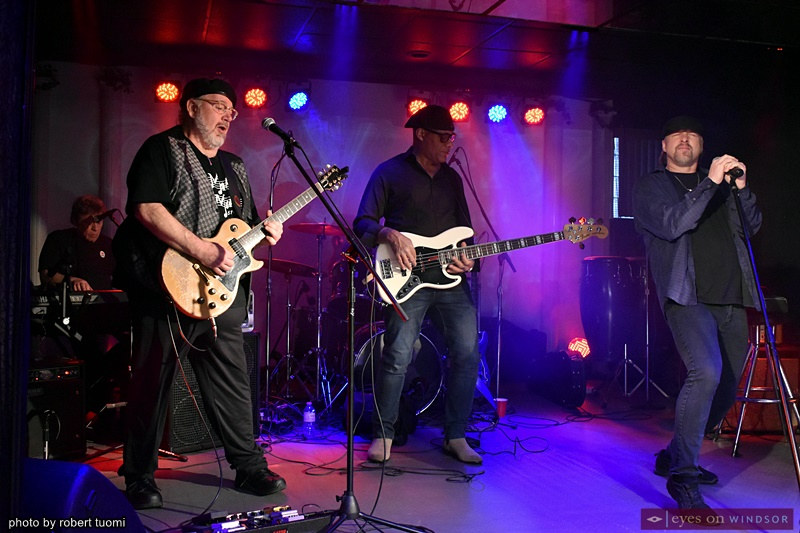 The Blues Side band