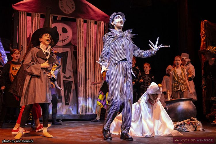 LAFA Brings Fast-Paced Nightmare Before Christmas Experience To Lakeshore
