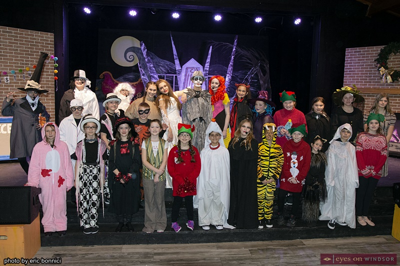 LAFA Cast of Nightmare Before Christmas Experience