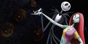 Nightmare Before Christmas LAFA Postet