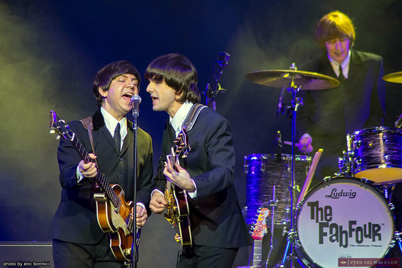 The Fab Four Beatles Tribute