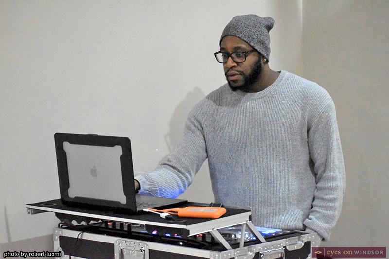 DJ Lamar Nelson
