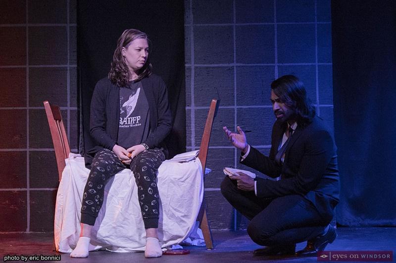 Esme Prowse and Aashique Al Saheem