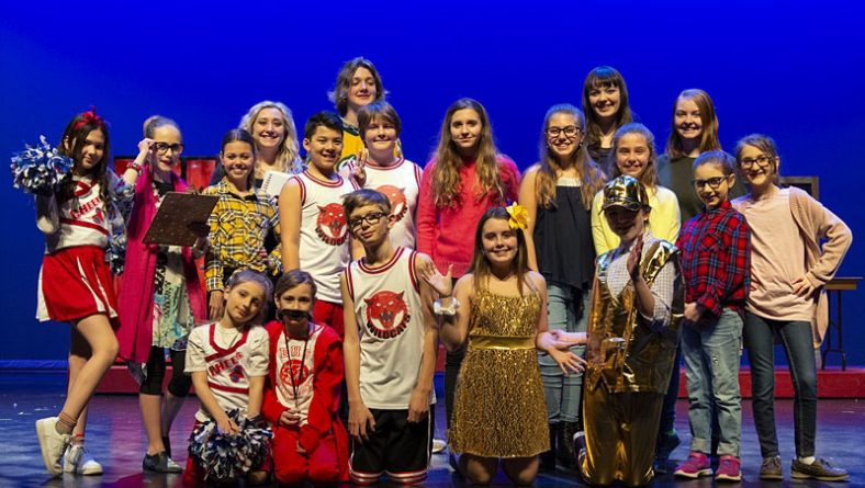 Review: Chrysler Theatre Kids' Inaugural Production High School Musical Jr