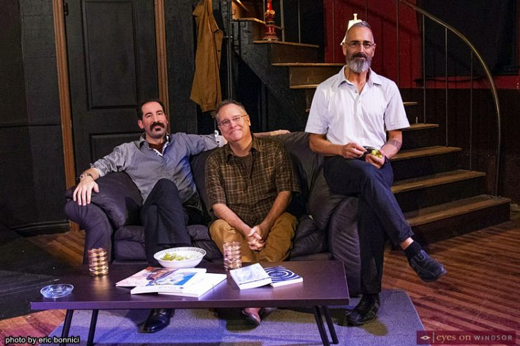 Ghost Light Players' Art is A Ridiculous Contemplative Look at Friendship