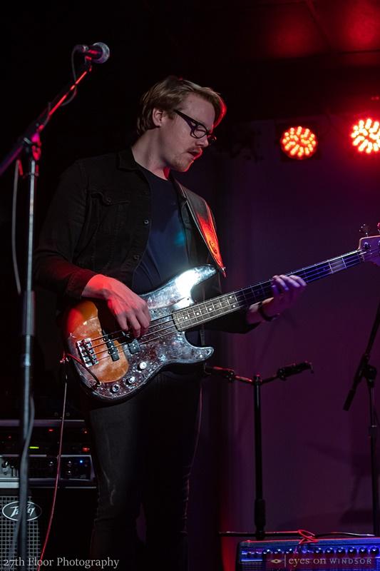 Bassist John W. Lauler