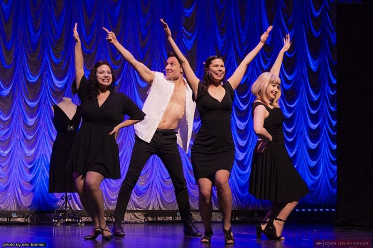 Review: Little Black Dress Musical Brings Hilarious Party To Chrysler Theatre