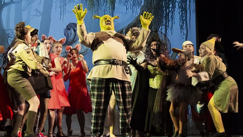 Review: Cardinal Music's Shrek The Musical Is A Big Bright Beautiful World