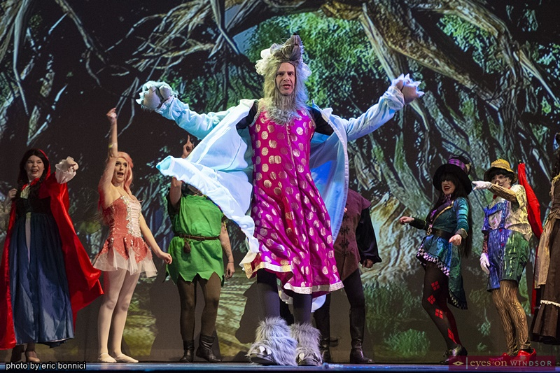Greg George in Cardinal Music Productions Shrek The Musical