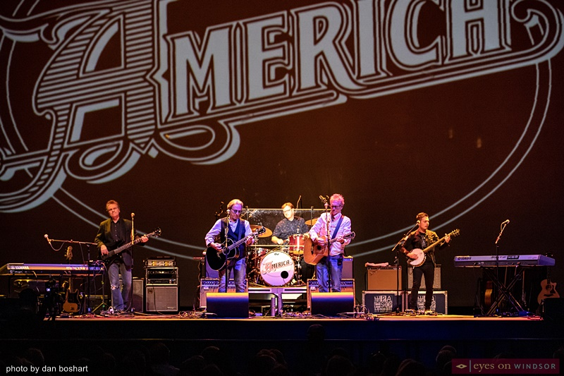 America the Band Performing at Caesars Windsor