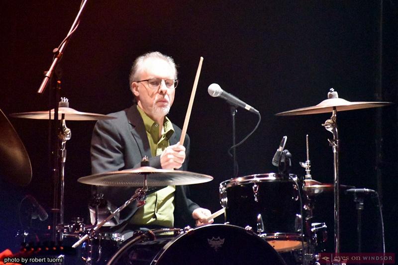 Drummer Gary Cozacar