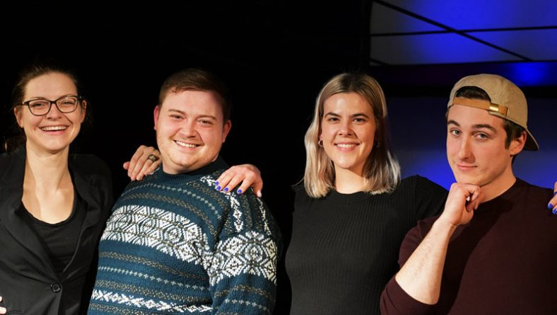 Tall Tale Theatre's 2nd Building Blocks To Deliver Three Emotional Plays