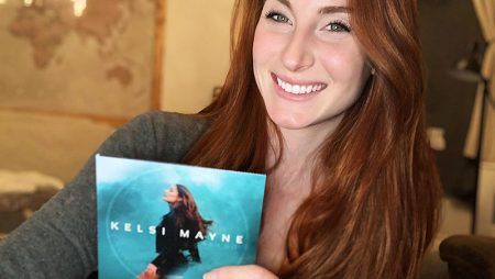"""Kelsi Mayne's Debut Country Music Album """"As I Go"""" Boosted Amid COVID-19"""