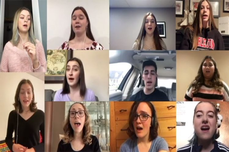 Windsor Essex Youth Singers Dedicate Video To Frontline Healthcare Workers