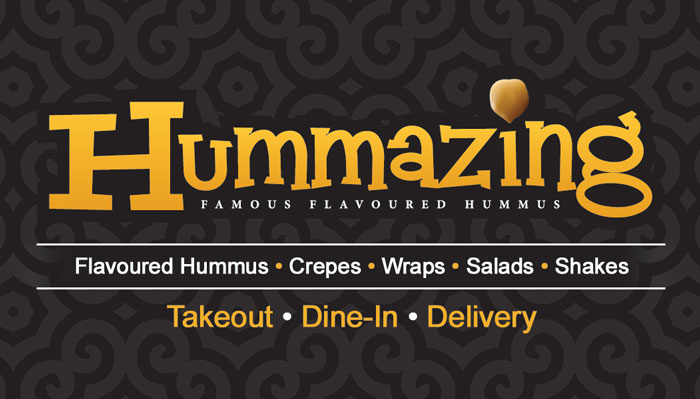 Hummazing – Flavoured Hummus