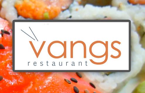 Vang's Thai & Sushi Restaurant