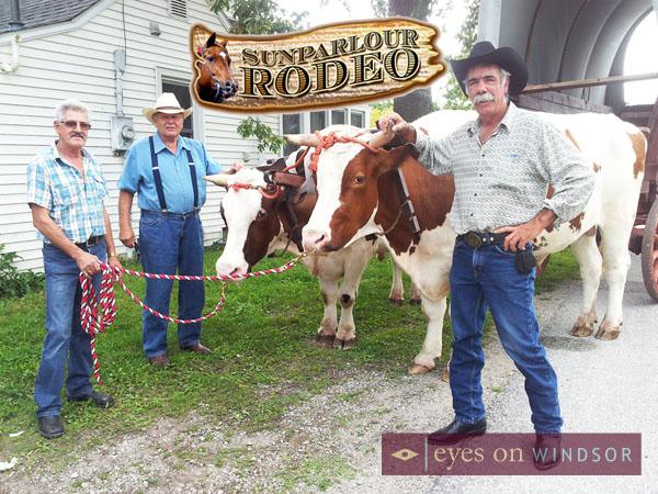 Sun Parlour Rodeo in Kingsville