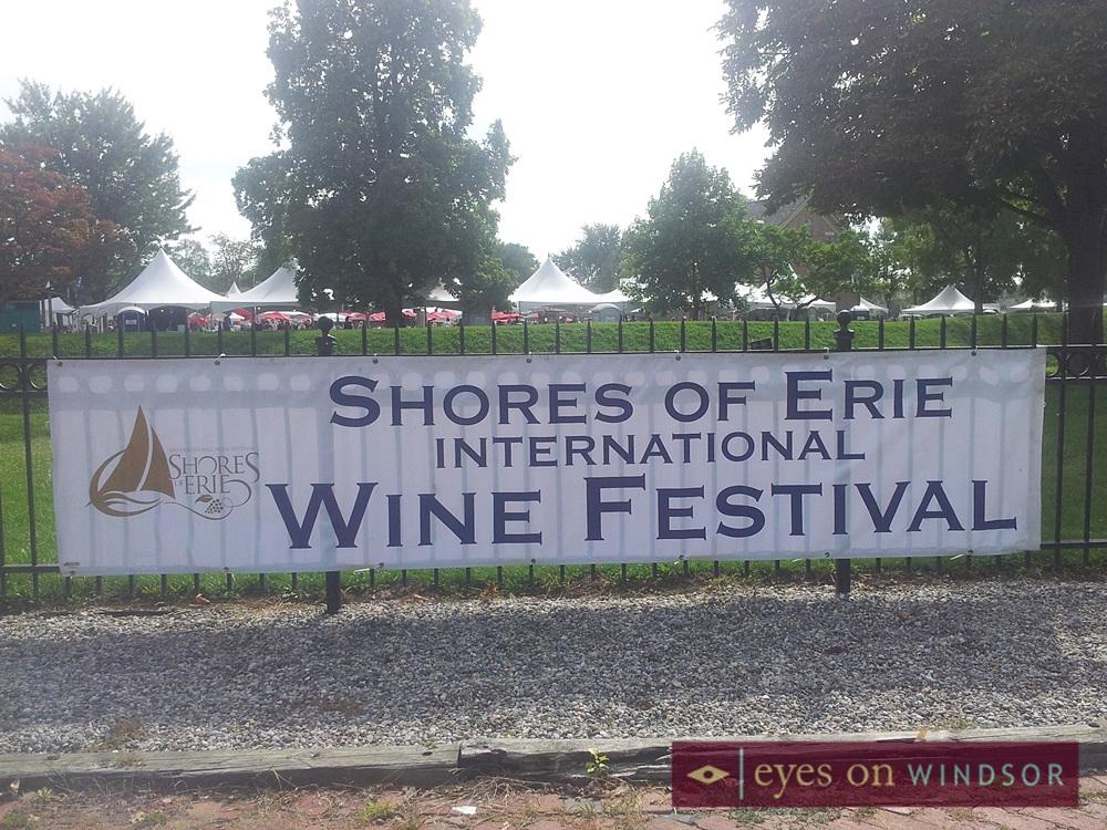 Shores of Erie International Wine Festival