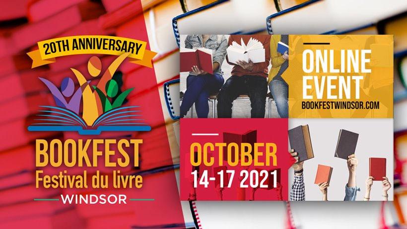 Bookfest Windsor Poster