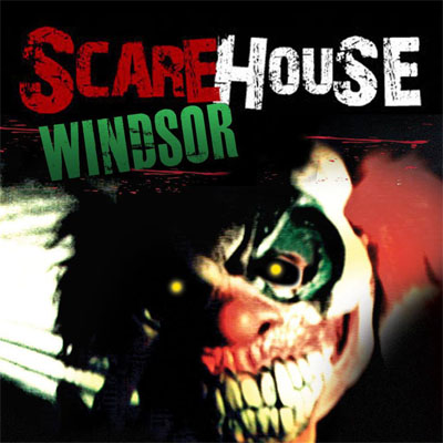 Scariest Haunted House in Windsor: Scarehouse Windsor