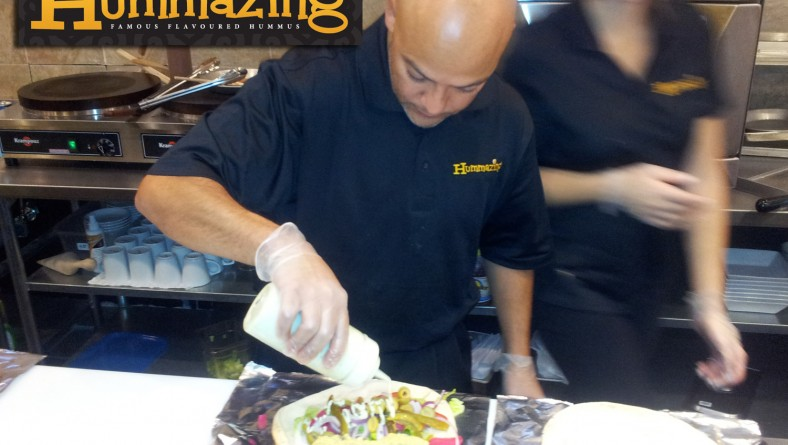 Hummazing Celebrates One Year Anniversary With Free Hummus For A Year Contest