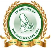 In Honour of The Ones We Love Inc. Logo