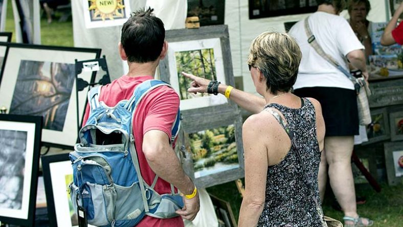 Windsor's Art In The Park Is A Go Proceeding a Little Differently For 2021