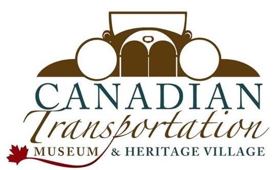 Canadian Transportation Museum and Heritage Village logo