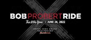 Bob Probert Ride Banner