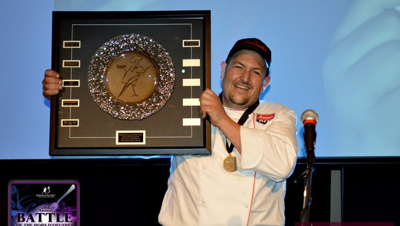 Armando's and Parkside Grille Victorious at Battle of Hors D'oeuvres 2014