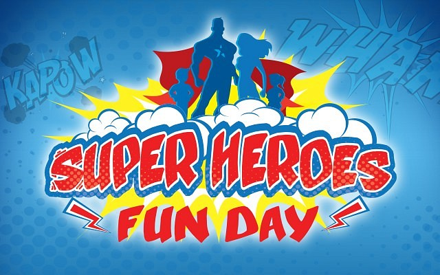 Super Heroes Fun Day at John McGivney Children's Centre