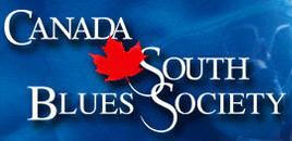 Canada South Blues Society Logo