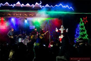 CP Holiday Train in Windsor