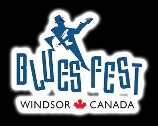 Bluesfest Windsor Logo