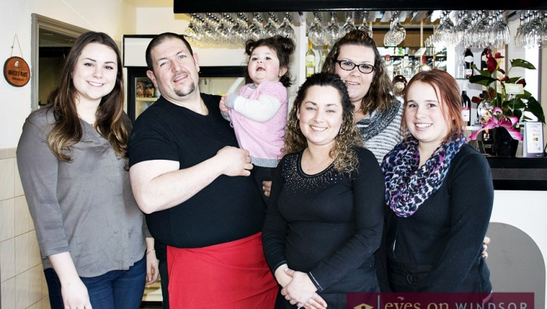 Chef Marco Malizia Makes Name For Himself in Windsor's Italian Culinary Scene