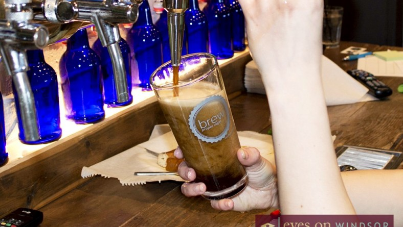 Brew Windsor Releases Black & Brew Chocolate Stout As Tribute to Local Heritage